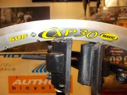 Obręcz Mavic CXP 30 pod szytkę